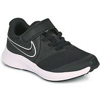 Zapatos Niños Multideporte Nike STAR RUNNER 2 PS Negro / Blanco