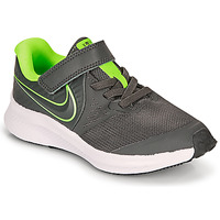 Zapatos Niño Multideporte Nike STAR RUNNER 2 PS Gris / Verde