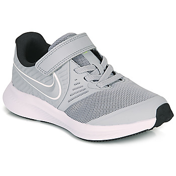 Zapatos Niños Multideporte Nike STAR RUNNER 2 PS Gris