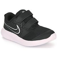 Zapatos Niños Multideporte Nike STAR RUNNER 2 TD Negro / Blanco