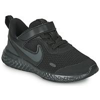 Zapatos Niños Multideporte Nike REVOLUTION 5 PS Negro