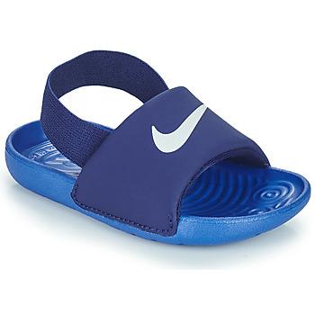 Zapatos Niño Chanclas Nike NIKE KAWA TD Azul