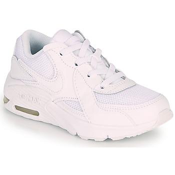 Zapatos Niños Zapatillas bajas Nike AIR MAX EXCEE PS Blanco