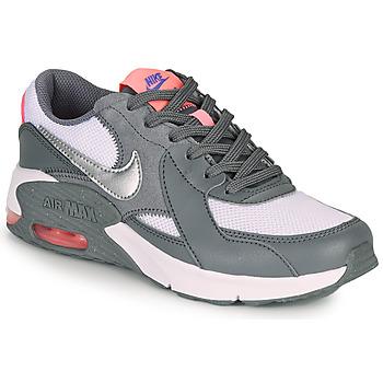 Zapatos Niña Zapatillas bajas Nike AIR MAX EXCEE GS Gris / Rosa