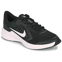 Zapatos Niños Multideporte Nike DOWNSHIFTER 10 GS Negro / Blanco