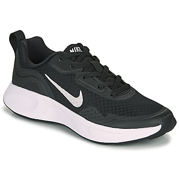Zapatos Niños Multideporte Nike WEARALLDAY GS Negro / Blanco