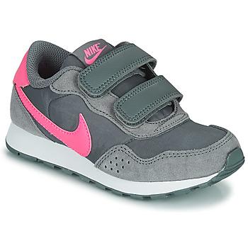 Zapatos Niña Zapatillas bajas Nike MD VALIANT PS Gris / Rosa