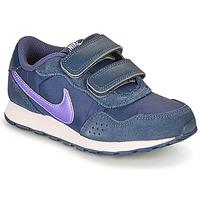 Zapatos Niños Zapatillas bajas Nike MD VALIANT PS Azul