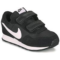 Zapatos Niños Zapatillas bajas Nike MD VALIANT TD Negro / Blanco