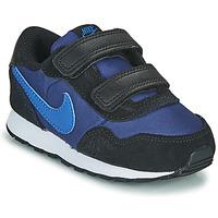 Zapatos Niño Zapatillas bajas Nike MD VALIANT TD Azul