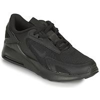 Zapatos Niños Zapatillas bajas Nike AIR MAX BOLT GS Negro