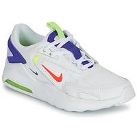 Zapatos Niños Zapatillas bajas Nike AIR MAX BOLT GS Blanco / Azul
