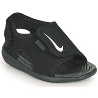 Zapatos Niños Chanclas Nike SUNRAY ADJUST 5 V2 TD Negro