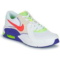 Zapatos Niños Zapatillas bajas Nike AIR MAX EXCEE AMD GS Blanco / Azul / Rojo