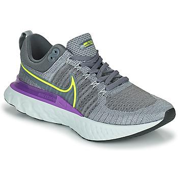 Zapatos Hombre Running / trail Nike NIKE REACT INFINITY RUN FLYKNIT 2 Gris