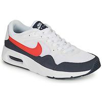 Zapatos Hombre Zapatillas bajas Nike NIKE AIR MAX SC Blanco / Rojo / Azul
