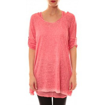 textil Mujer Túnicas Sweet Company Tunique Atomika B Rose Rosa