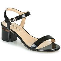 Zapatos Mujer Bailarinas-manoletinas JB Martin MALINA Negro