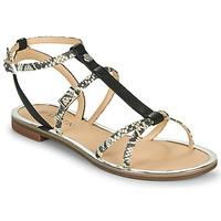 Zapatos Mujer Sandalias JB Martin 1GRIOTTES Blanco / Negro