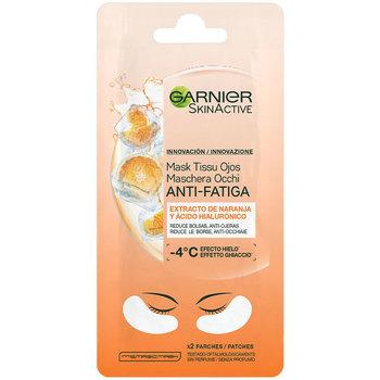 Belleza Mujer Mascarillas & exfoliantes Garnier Skinactive Mask Tissu Ojos  antifatiga x 2 parches