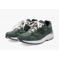 Zapatos Zapatillas bajas New Balance JJJJound x New Balence 992 Green Green - Grey