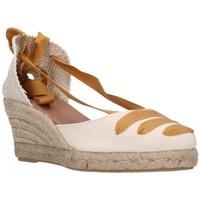 Zapatos Mujer Alpargatas Carmen Garcia 41s5 mostaza Mujer Amarillo jaune
