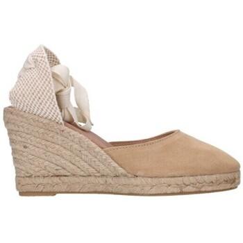 Zapatos Mujer Alpargatas Carmen Garcia 48s7 ARENA Mujer Beige beige