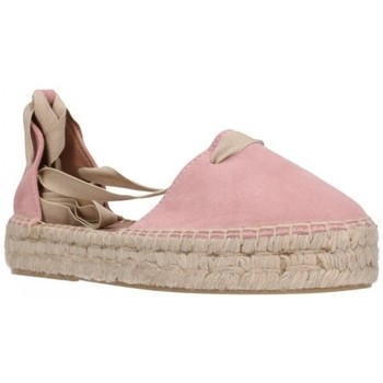 Zapatos Mujer Alpargatas Carmen Garcia 92D30 Antique Mujer Marron rose