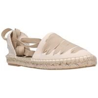 Zapatos Mujer Alpargatas Carmen Garcia 39S16 Beig Mujer Beige beige