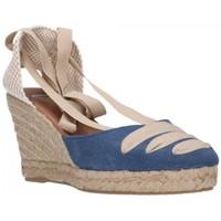 Zapatos Mujer Alpargatas Carmen Garcia 41s7 Iris Mujer Azul bleu