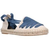 Zapatos Mujer Alpargatas Carmen Garcia 39S16 Jeans Mujer Jeans bleu