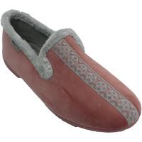 Zapatos Mujer Pantuflas Muro Zapatillas mujer cerrada cenefa empeine rosa
