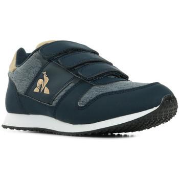 Zapatos Niños Zapatillas bajas Le Coq Sportif Jazy Classic PS Azul