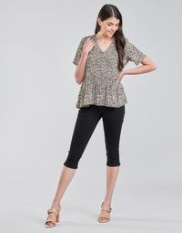 textil Mujer Pantalones cortos Vero Moda VMHOT SEVEN Negro
