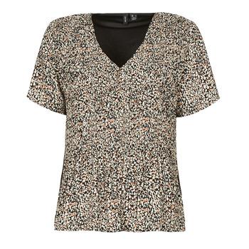 textil Mujer Tops / Blusas Vero Moda VMELIN Beige