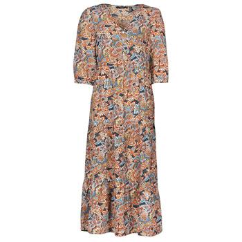 textil Mujer Vestidos largos Vero Moda VMLIS Multicolor