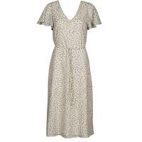 textil Mujer Vestidos cortos Vero Moda VMJOT Beige