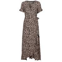 textil Mujer Vestidos largos Vero Moda VMSAGA Beige
