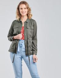 textil Mujer Chaquetas / Americana Vero Moda VMVIVIANA Kaki