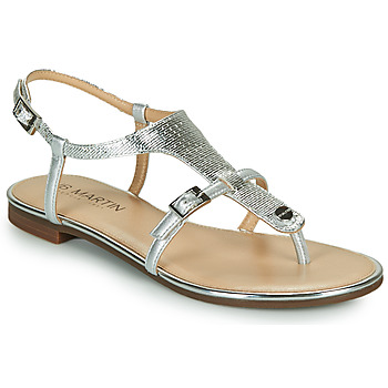 Zapatos Mujer Sandalias JB Martin 2GAELIA Plata