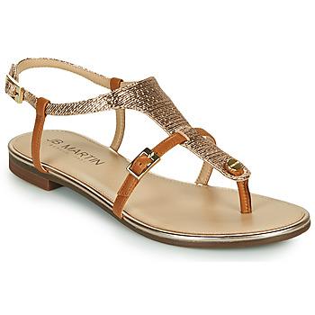 Zapatos Mujer Sandalias JB Martin 2GAELIA Marrón
