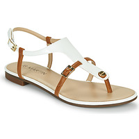 Zapatos Mujer Sandalias JB Martin 2GAELIA Blanco / Marrón
