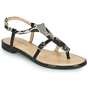 Zapatos Mujer Sandalias JB Martin 2GAELIA Negro