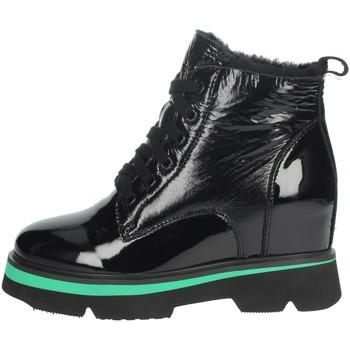 Zapatos Mujer Botas de nieve Nina Capri IC-156 Negro