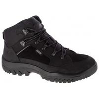 Zapatos Hombre Senderismo 4F Mens Trek negro