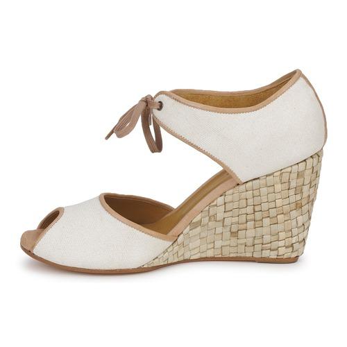 Mujer Jien Sandalias Coclico Zapatos Blanco EDH9W2I