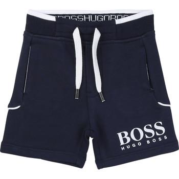 textil Niño Shorts / Bermudas BOSS NOLLA Marino