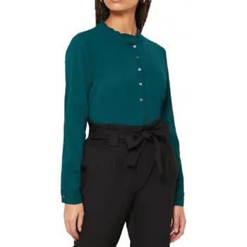 textil Mujer Camisas Jacqueline De Yong  Verde