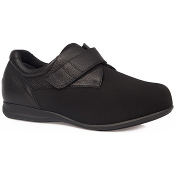 Zapatos Derbie & Richelieu Calzamedi S  DIABETICO NEGRO