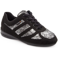 Zapatos Mujer Derbie & Richelieu Calzamedi CONFORT 3083 NEGRO